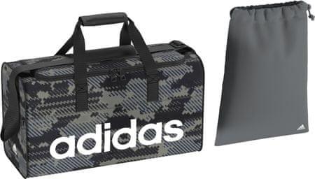 Adidas Lin Per TB S Gr Vista Grey/Black/White S