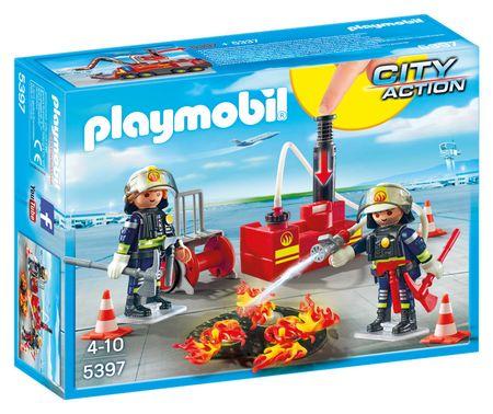 Playmobil 5397 Straż pożarna z gaśnicą