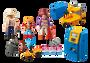 2 - Playmobil 5399 Család a check-in pultnál