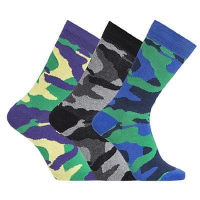 CR7 nogavice za dečke, 3 kosi, št. 30-34 (8470-80-403)