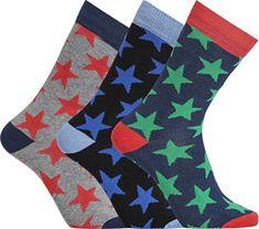 CR7 nogavice za dečke, 3 kosi (8470-80-404)