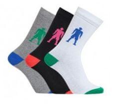 CR7 nogavice za dečke, 3 kosi (8470-80-405)