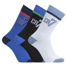 CR7 nogavice za dečke, 3 kosi (8470-80-407)