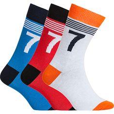 CR7 nogavice za dečke, 3 kosi (8470-80-412)