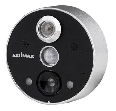 Edimax brezžična omrežna kamera IC-6220DC, vratno kukalo