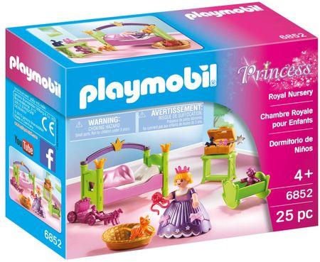 Playmobil 6852 Pokój dziecięcy księżniczki