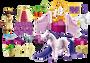 2 - Playmobil 6855 Kráľovské stajne
