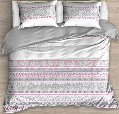BedTex posteljnina Nordic, 140x200, 70x90