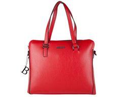 Bulaggi Kabelka Hartley Laptop Bag Red 30455-69