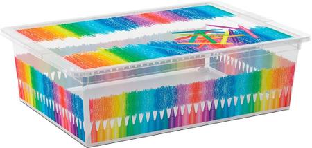 Kis pudełko C Box Colours Arty L, 27 l
