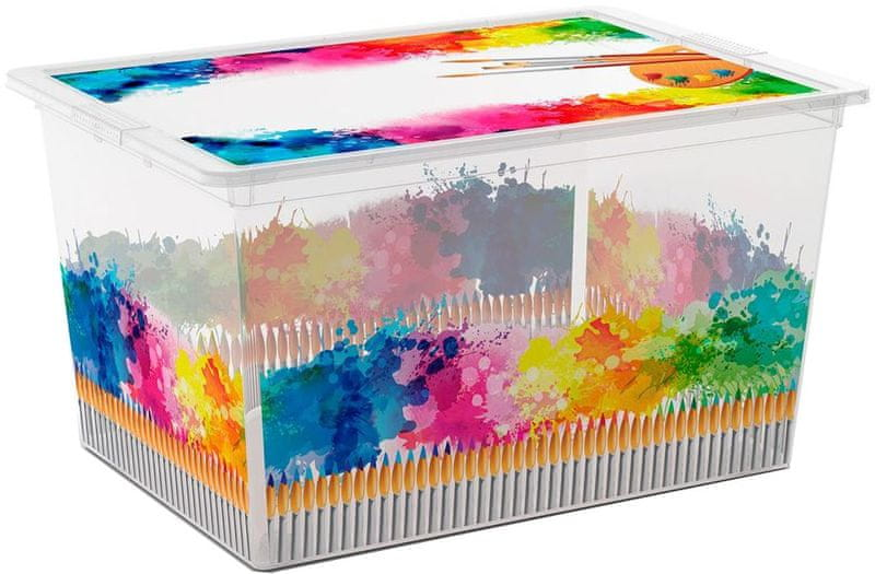 Kis C Box Colours Arty XL, 50 l