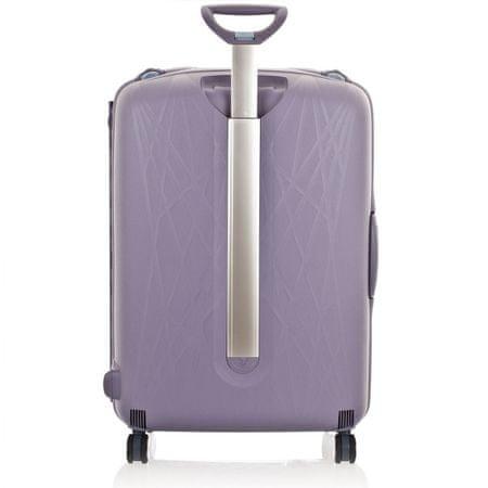 Roncato kovček Trolley 4W Light Young, srednji, svetlo vijoličen