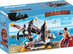 Playmobil Eret s samostrelom (9249)