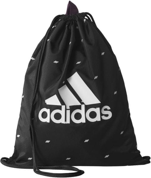 Adidas Gymbag GR 3 Black/White NS