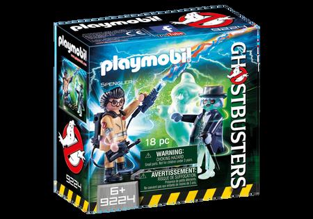 Playmobil 9224 Spengler i duch