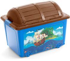 Kis W Box Toy Style Pirate 50 l