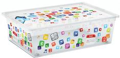 Kis pudełko C Box App L, 27 l