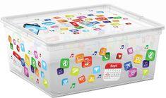 Kis C Box App M, 18 l