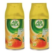 Air wick Freshmatic Max polnilo za osvežilec zraka, Citrus, 2x 250 ml
