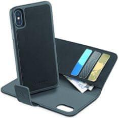 CellularLine ovitek za telefon Combo 2v1 za Apple iPhone X, črn