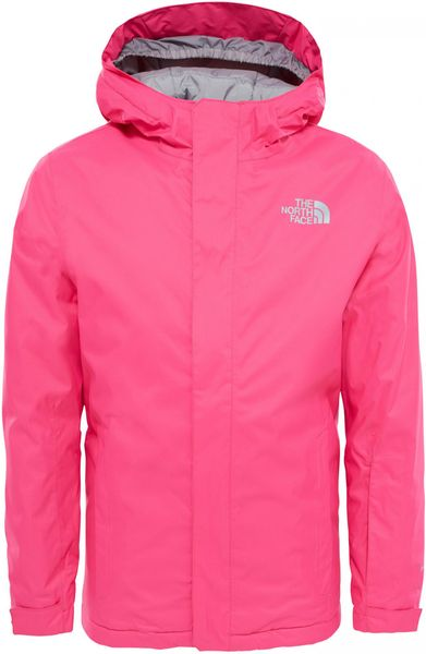 The North Face Y Snow Quest Jacket Ptct Pink M