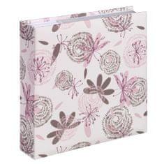 Hama foto album Lily Tree, 10x15, 200 slik, roza