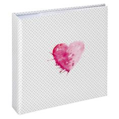 Hama foto album Lazise, 10x15, 200 slik, roza