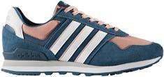 Adidas 10K W Petrol Night/Footwear White/Trace Pink