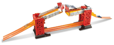 Hot Wheels tor Track Builder Kaskaderski Most
