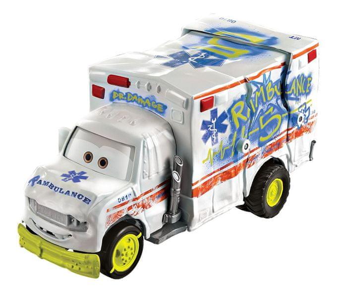 Hot Wheels Cars 3 Derby auto Ambulance