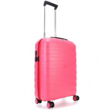 Roncato kovček Cabina Box, 41 L, roza
