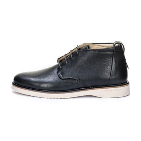 Marc O´Polo pánská kotníčková obuv 41 černá  b9090133d2