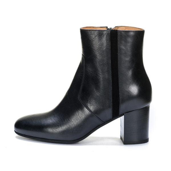 Marc O´Polo dámská kotníčková obuv 40 černá