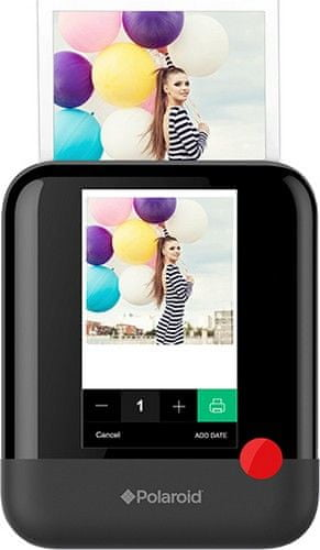 POLAROID POP Instant Digital Black