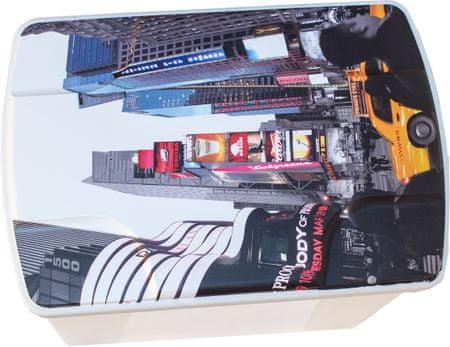 ArtPlast wysokie pudełko Miobox New York