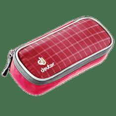 DEUTER Pencil Case raspberry-check