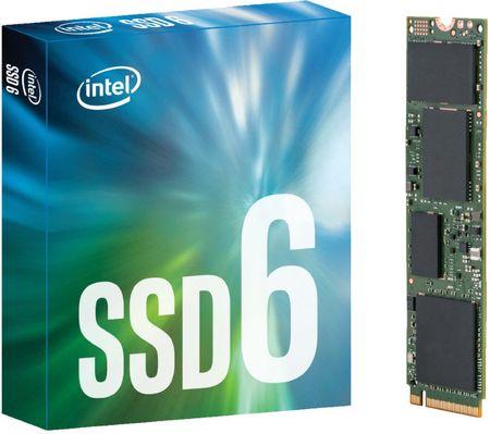 Intel SSD trdi disk, 600p Series, 512 GB, NVMe, SATA3, M.2