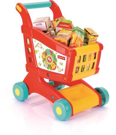 Fisher-Price DOLU Gyermek bevásárlókocsi