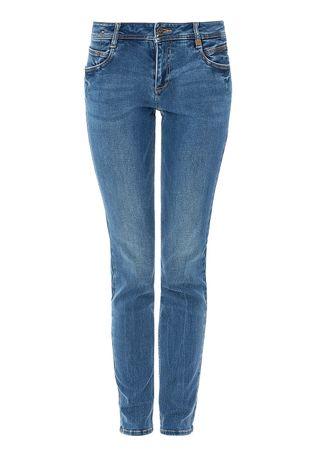 s.Oliver dámské jeansy 38/32 modrá