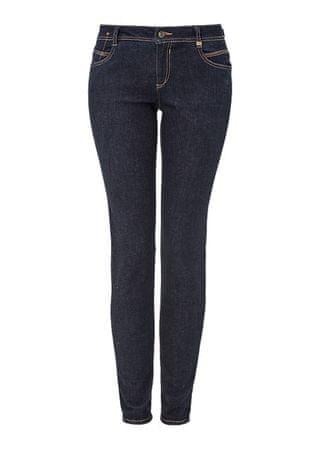 s.Oliver jeansy damskie 34/32 niebieski