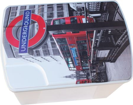 ArtPlast Miobox London, Alacsony