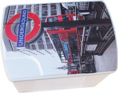 ArtPlast wysokie pudełko Miobox Londyn