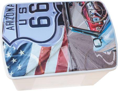 ArtPlast pudełko Miobox Route 66,