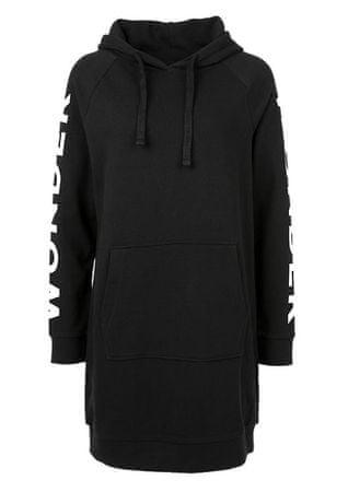 s.Oliver női pulóver S fekete