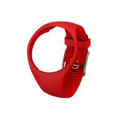 Polar zapestni pašček za uro M200, S/M, rdeč