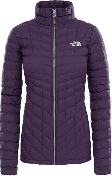 The North Face W Thermoball Fz Jkt Dk Egt Pe/Mc Sr M