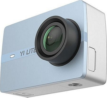 Yi Lite Action Camera Blue
