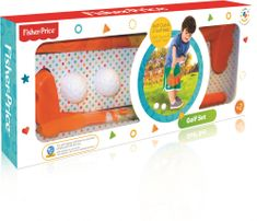 Fisher-Price DOLU Golfový set