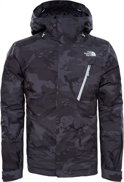The North Face M Descendit Jkt - Eu As Gr W Camo Pr S