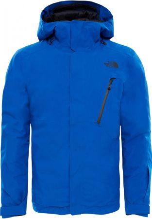 The North Face smučarska jakna Descendit Jacket, modra, S